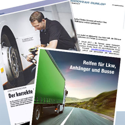 LKW Links und Downloads